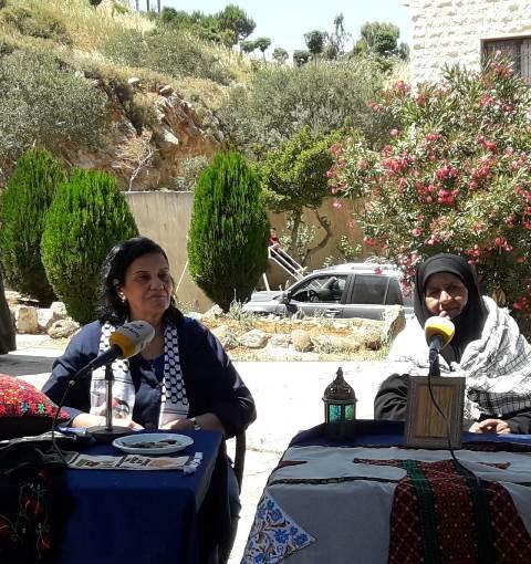 سميرة صلاح: القبة الحديدية أثبتت فشلها أمام ضربات المقاومة وصواريخها