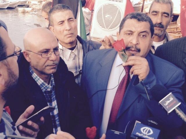 أبو لؤي أركان: أنقذونا من الغرق بإقرار حقوقنا الإنسانية وتحسين خدمات الأونروا، وتطوير دور منظمة التحرير الفلسطينية.