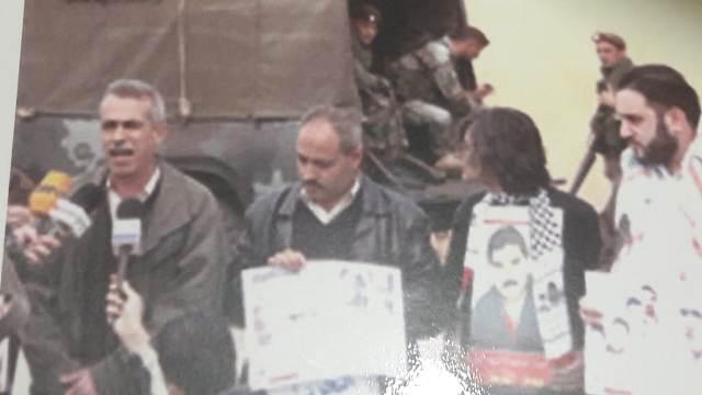 وثيقة من مسؤول مركز الخيام محمد صفا حول اختطاف الأمين العام للجبهة الشعبية القائد أحمد سعدات ورفاقه