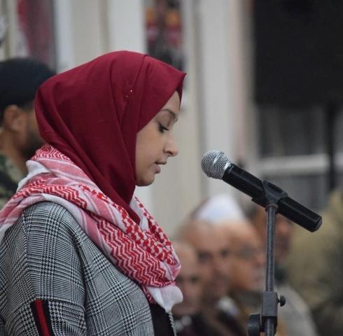 #مخيم_البداوي... ميكروفون مفتوح