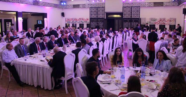 إفطار للإسعاف الشعبي في طرابلس وتكريم شخصيات