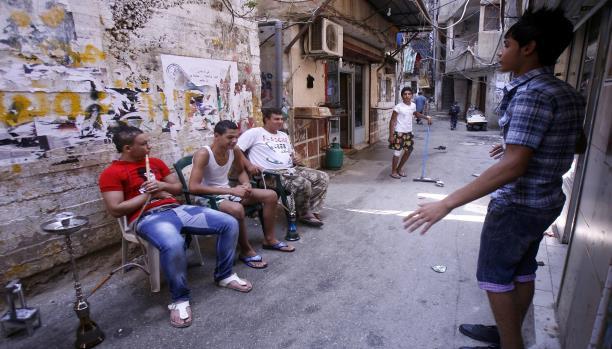 أوّل ملتقى للشطرنج في مخيّمات لبنان