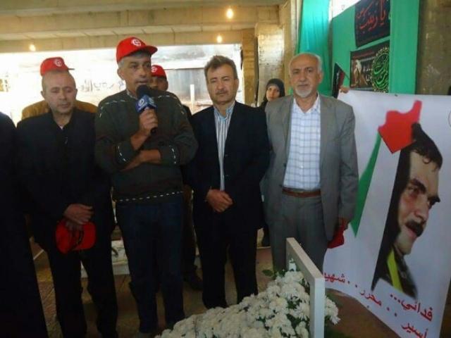 الشعبية في بيروت تحيي مناسبة ذكرى مرور أسبوع لاستشهاد القائد سمير القنطار