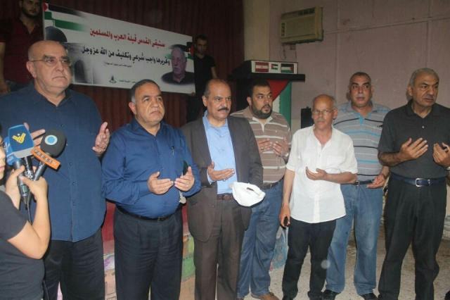 الجبهة الشعبية- القيادة العامة تحيي يوم القدس العالمي في مخيم برج البراجنة