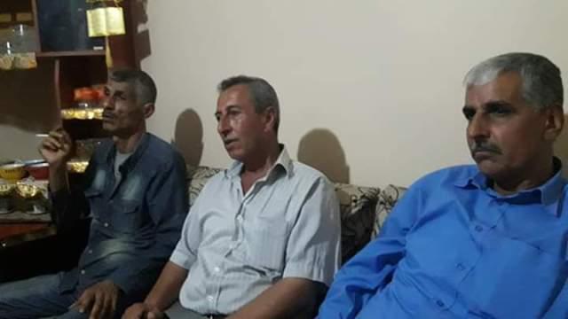 الجبهة الشعبية لتحرير فلسطين تقوم بعدد من الزيارات في مخيم نهر البارد
