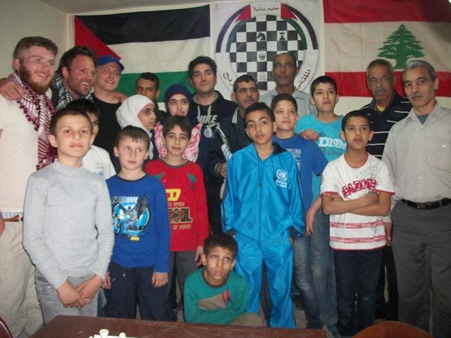 الملتقى الفلسطيني للشطرنج يحيي يوم الأسير الفلسطيني