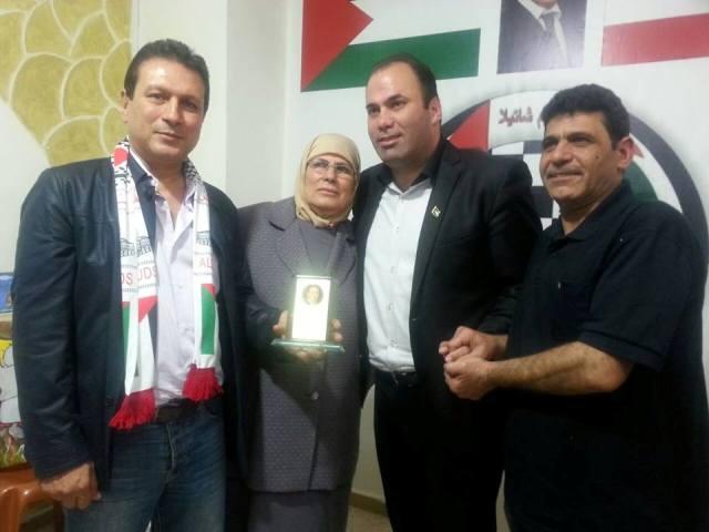 افتتاح المقر الجديد للملتقى الفلسطيني للشطرنج