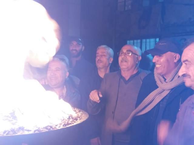الجبهة الشعبية لتحرير فلسطين تضيء شعلتها ال 51
