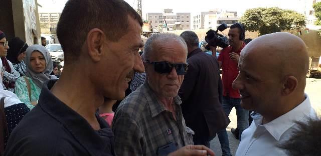 الشعبية تشارك في مسيرات جمعة الغضب الخامسة في بيروت