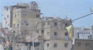 خطر البناء العشوائي في مخيم شاتيلا للاجئين الفلسطينيين في لبنان