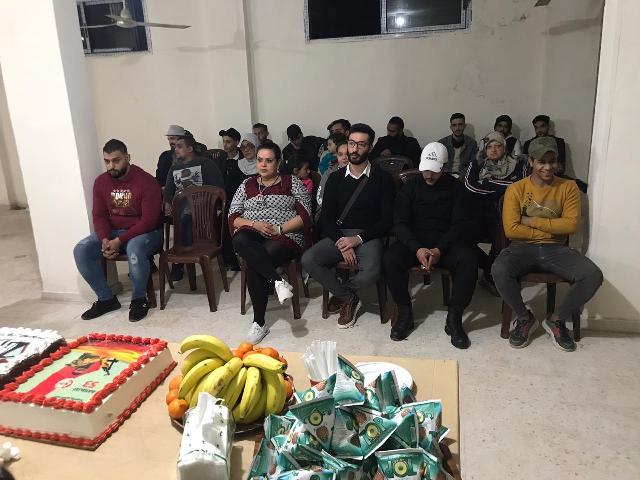 الجبهة الشعبية لتحرير فلسطين تحيي انطلاقتها بسهرة رفاقية في شاتيلا