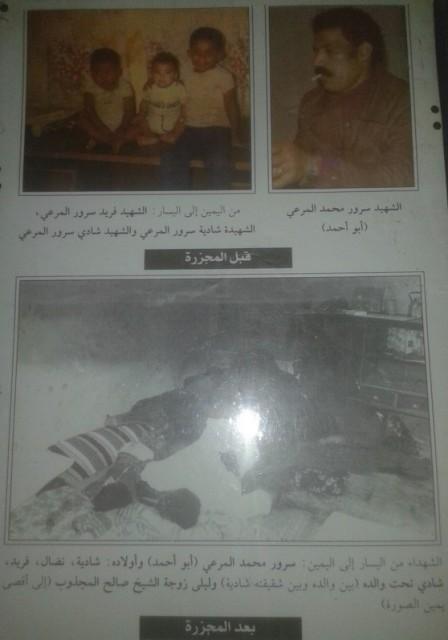 محمد سرور: مجزرة صبرا وشاتيلا الذكرى التي لا تنام