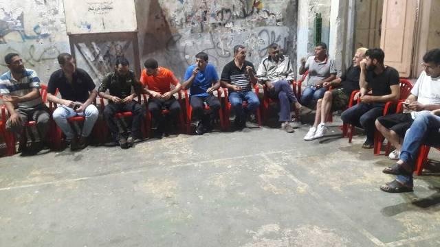 الجبهة الشعبية لتحرير فلسطين  تتقبل التهاني بعملية