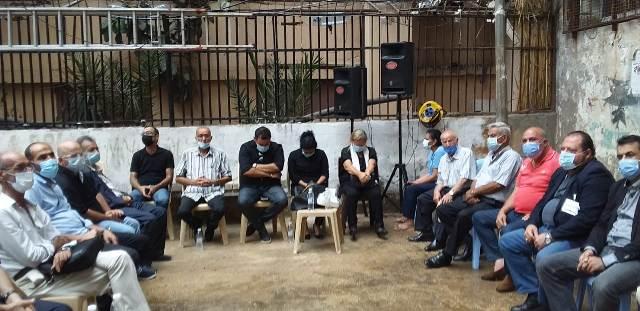 الجبهة الشعبية لتحرير فلسطين تؤبن رفيقها المناضل زياد حمو أبو علي
