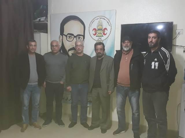 الجبهة الشعبية لتحرير فلسطين تلتقي حركة الجهاد الاسلامي