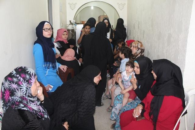 يوم صحي مجاني في مخيمي البداوي والبارد