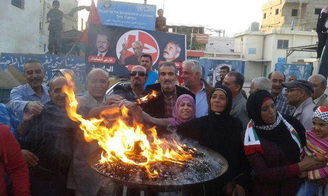 مراد: ستبقى الجبهة الشعبية وفية للعهد امينة على دماء الشهداء