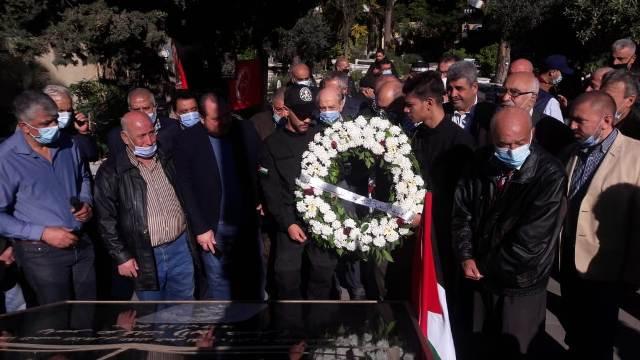 الجبهة الشعبية لتحرير فلسطين في لبنان تحيي ذكرى انطلاقتها الثالثة والخمسين