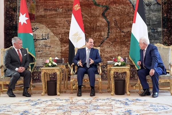 اختتام قمة القاهرة الثلاثيّة: التأكيد مجددًا على وهم