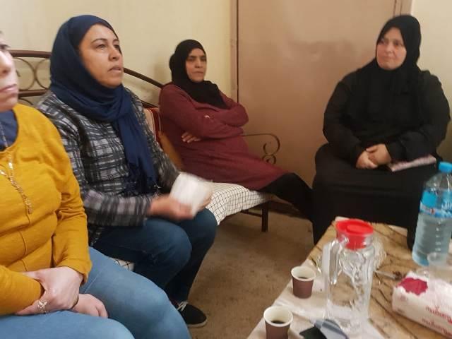 ندوة  سياسية في مخيم البداوي بمناسبة يوم المرأة العالمي