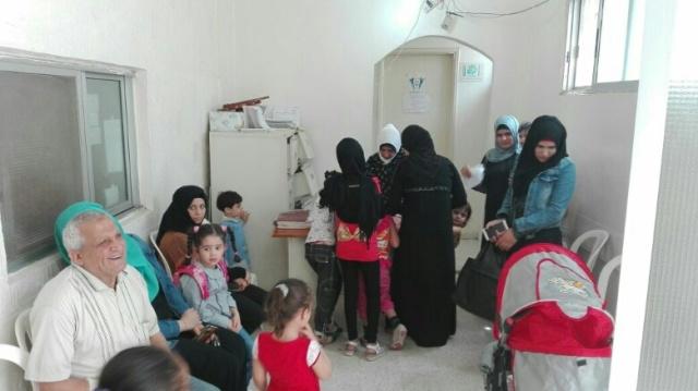 يوم صحي مجاني في مخيمات الشمال في البارد والبداوي