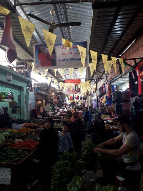 رمضان والوضع الاقتصادي المنهار في مخيم عين الحلوة/ اللجنة الإعلامية في منطقة صيدا