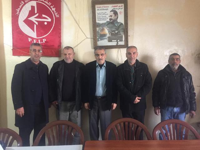 حزب الله والجبهة الشعبية في صور: المقاومة خيارنا لإسقاط مشاريع التصفية