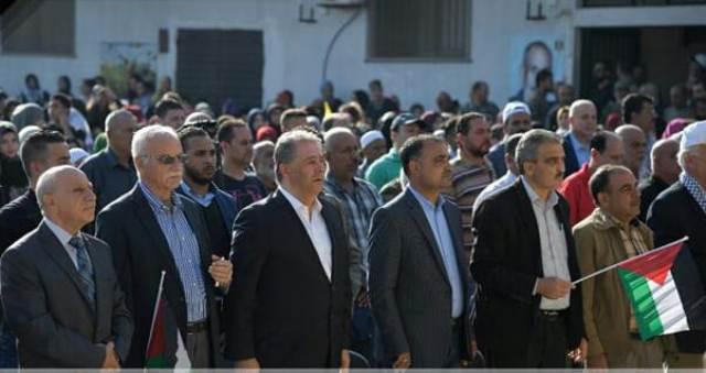 أبو جابر: الشعب الذي يقتحم شبابه وأطفاله العزل سياج الموت لا يمكن أن يهزم
