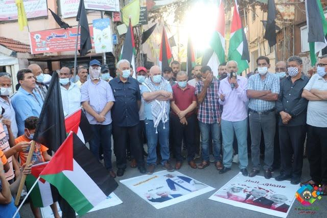 المخيمات الفلسطينية في منطقة صور تؤكد: مشاريع التصفية لن تمر