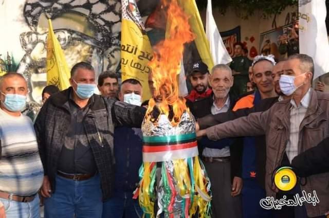 الجبهة الشعبية في منطقة صور تشارك حركة فتح احتفالاتها في ذكرى انطلاقتها الـ 56