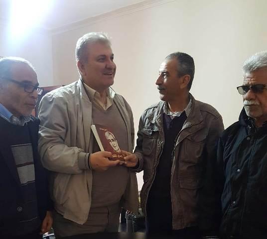 اللجان العمالية الشعبية الفلسطينية زارت اتحاد نقابات عمال جنوب لبنان في صور