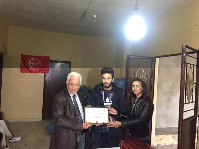 منظمة الشبيبة الفلسطينية تختتم فاعليات مسابقة الرسم للأطفال في مخيمات صور