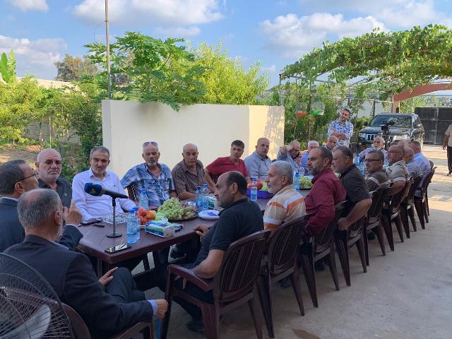 هيئة العمل الفلسطيني المشترك صورتدعو إلى تصعيد التحركات الجماهيرية تزامنًا مع انعقاد جلسة مجلس الوزراء اللبناني