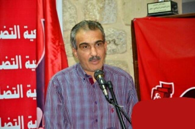 مراد: محمود مغنية شكل النموذج المشرق لوحدة النضال والدم الفلسطيني اللبناني في مواجهة العدو الصهيوني.