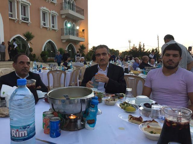 الشعبية في صور تشارك في الإفطار السنوي لجمعية المبرات الخيرية