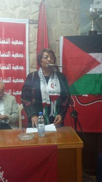 منطقة صور تحيي اليوم العالمي للتضامن مع الشعب الفلسطيني، وذكرى تأسيس الجبهة الشعبية .