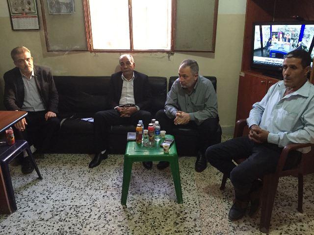 الفصائل الفلسطينية في مخيم الرشيدية تدين التصريجات التي تشرع الأبواب أمام التطبيع