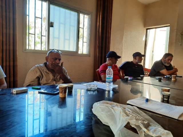 الاتحاد العام للمرأة الفلسطينية- محلية مخيم نهر البارد يلتقي اللجنة الشعبية والفصائل الفلسطينية