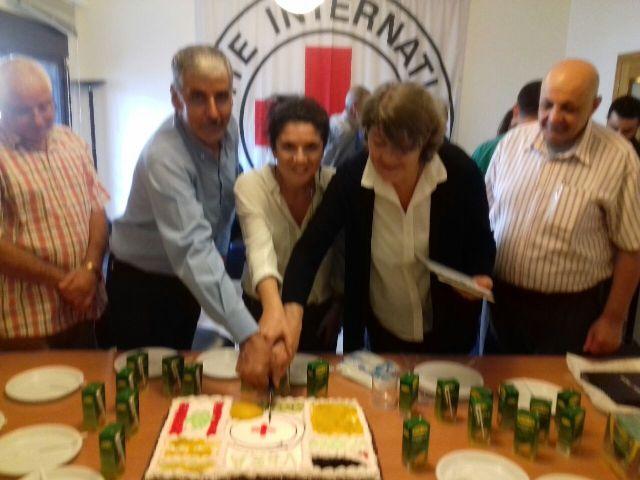 اللجان الشعبية تكرم الصليب الأحمر الدولي في الشمال