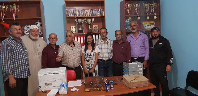 نادي الشباب الفلسطيني ينظم دورة بلعبة كرة الطاولة