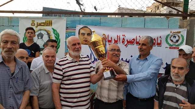 نادي الناصرة يحيي الذكرى الـ16 لرحيل صالح سليم الخليل