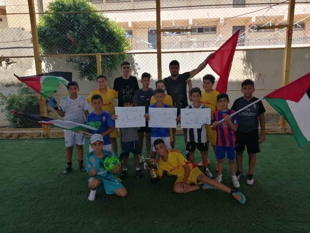 نادي عكا- الرشيدية ينظم دورة ميني فوتبول