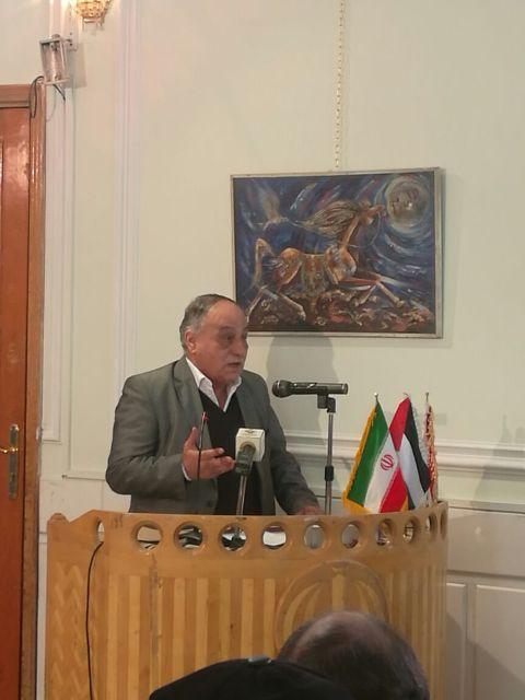 ندوة تحت عنوان: قراءة فلسطينية في خطاب الإمام الخامنئي بدمشق