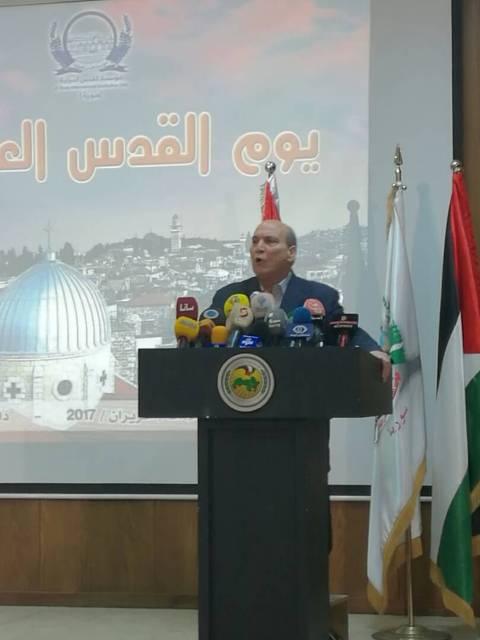 مؤسسة القدس الدولية في سورية تقيم ندوة ثقافية