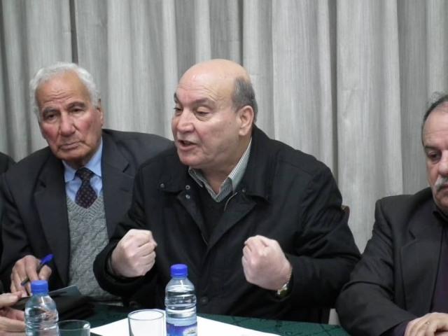 الشعبية في دمشق تقيم لقاءً وطنيًّا دعمًا للأسرى في سجون الاحتلال الصهيوني