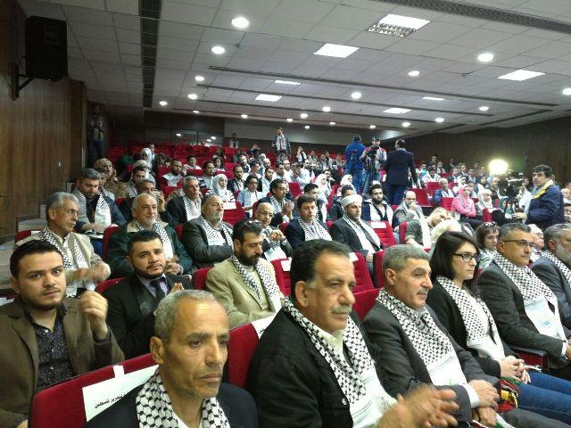 انعقاد المؤتمر العاشر لملتقى القدس العالمي لشباب فلسطين