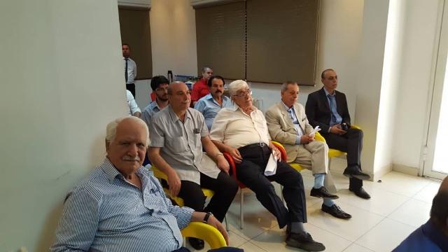 وفد من الدائرة السياسية للجبهة الشعبية يشارك في لقاء تضامني مع فنزويلا