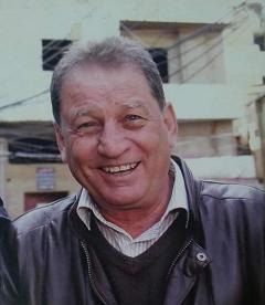 الأمين العام لاتحاد عمال فلسطين فرع لبنان عبد القادر عبد الله يعزي الشعبية برحيل القائد الوطني