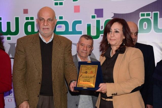 مؤسسة ليدر للدعاية والإعلام تكرم المكتب الإعلامي للجبهة الشعبية