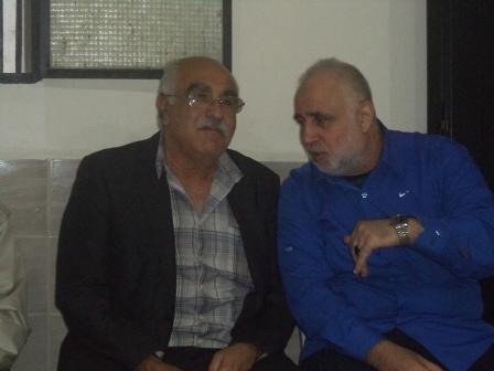 الشعبية تقدم التعازي للدكتور طلال أبو جاموس بوفاة شقيقته